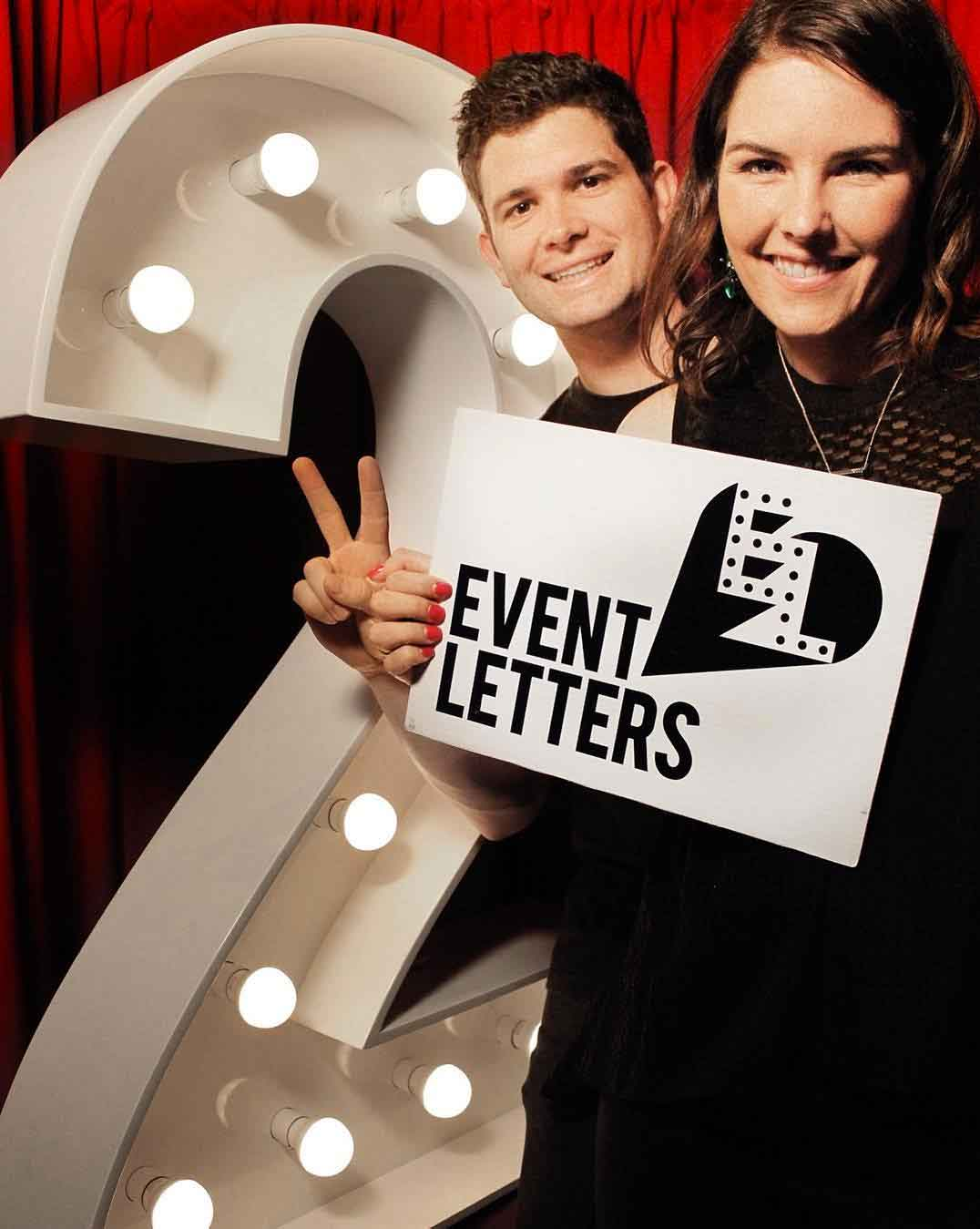 Katie & Dave - Event Letters Owners