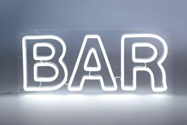 Neon 'BAR'
