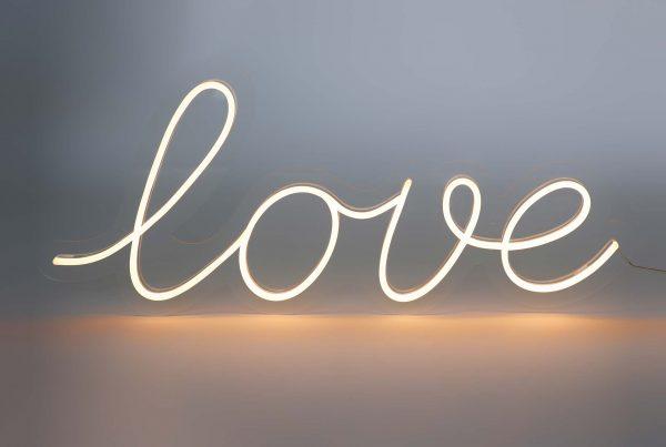 Neon 'love'